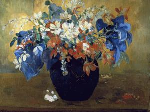 A Vase of Flowers, 1896 by Paul Gauguin