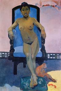 Aita Tamari Vahine (La Javanaise) by Paul Gauguin
