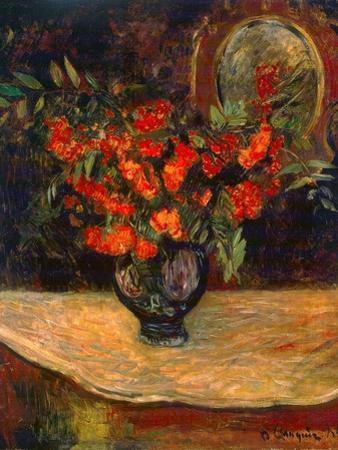Bouquet, 1884 by Paul Gauguin