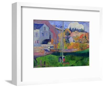 Brittany Landscape: the David Mill, 1894