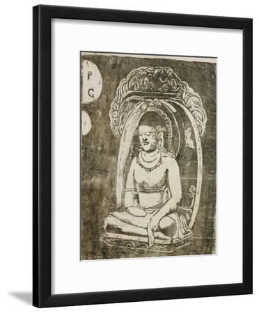 Buddha; Bouddha, 1895-1903