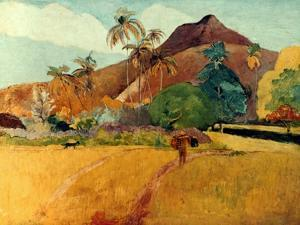 Gauguin: Tahiti, 1891 by Paul Gauguin