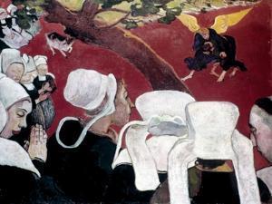 Gauguin: Vision, 1888 by Paul Gauguin
