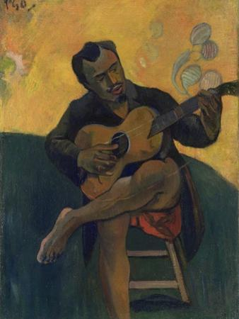 Guitar Player, 1894