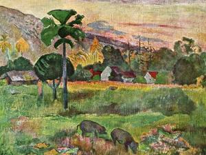 Haere Mai, 1891 by Paul Gauguin