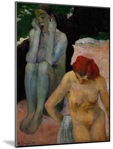 Life and Death, 1891-1893 by Paul Gauguin