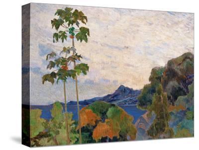 Martinique Landscape, 1887 (Detail)