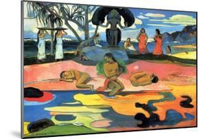 Mohana No Atua by Paul Gauguin