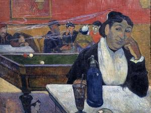 Night Café at Arles, 1888 by Paul Gauguin