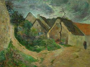 Osney, Mounting Road, 1883 by Paul Gauguin