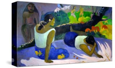 Pleasures of the Evil Spirit, (Arearea No Vareua Ino), 1894