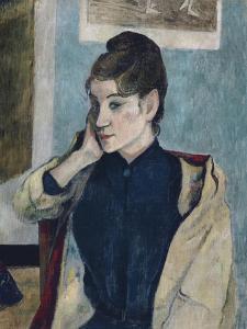 Portrait de Madeleine Bernard by Paul Gauguin