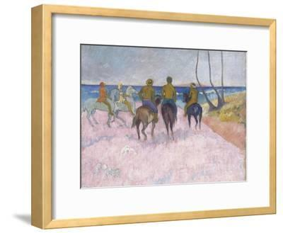 Reiter Am Strand (I) (Cavaliers Sur La Plage), 1902