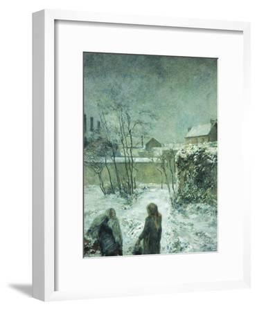 Snow, Carcel Road, 1883