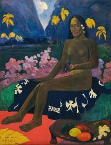 Te Aa No Areois (The Seed of the Areoi) by Paul Gauguin