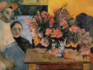 Te Tiare Farani, 1891 by Paul Gauguin
