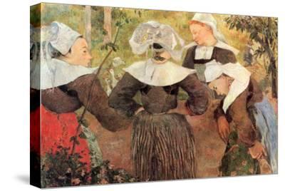 The Dance of 4 Women of Breton