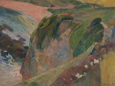The Flageolet Player on the Cliff, 1889