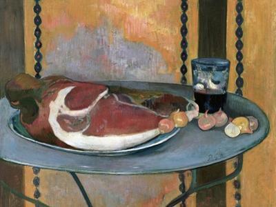 The Ham by Paul Gauguin