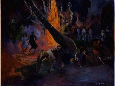 Upa Upa (The Fire Dance) 1891