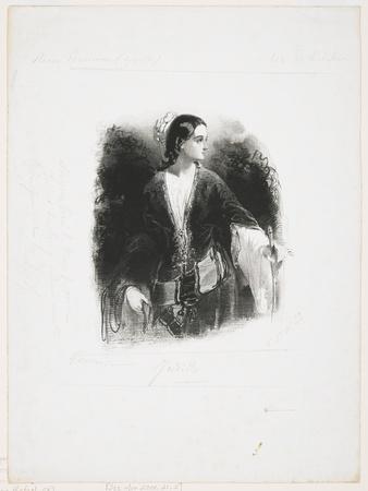 Judith, 1842