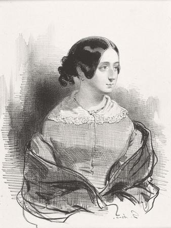 Mme. Montigny, 1842