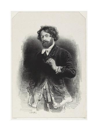Self Portrait, 1842