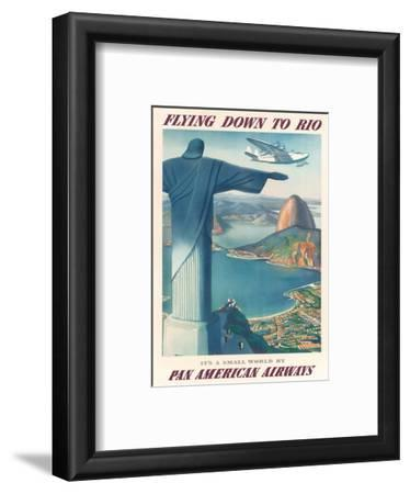 Pan American: Flying Down to Rio, c.1930s