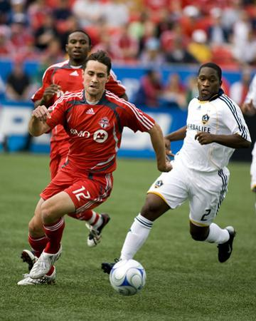 May 31, 2008, Los Angeles Galaxy vs Toronto FC - Todd Dunivant by Paul Giamou