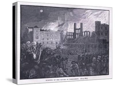 Burning of the Houses of Parliament 1834
