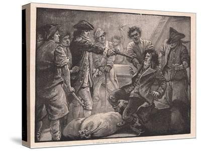 Capture of Wolfe Tone Ad 1798