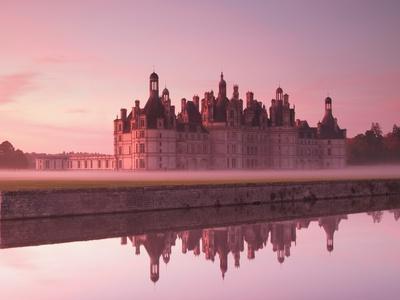 Chateau de Chambord at Dawn
