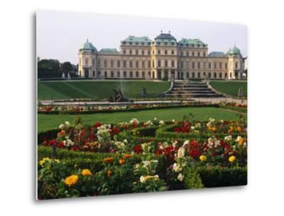 Vienna, the Belvedere Is a Baroque Palace Complex Built by Prince Eugene of Savoy, Austria