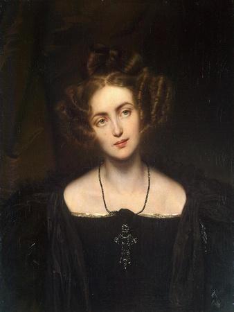 Portrait of the Opera Singer Henriette Sontag, (1806-185), 1831