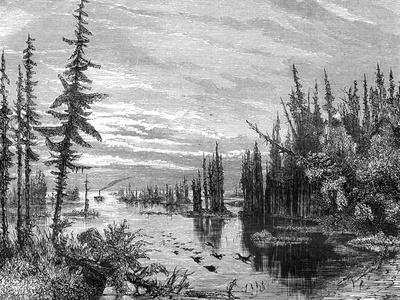 Thousand Islands Region, Ontario, Canada, 19th Century