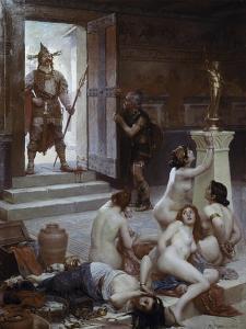Spoils of the Battle, c.1893 by Paul Joseph Jamin