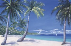 Tropical Breeze by Paul Kenton