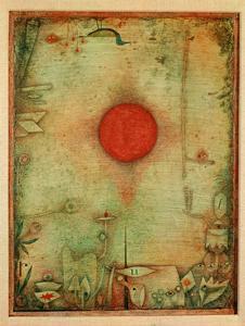 Ad Marginem, 1930 by Paul Klee