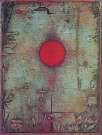 Ad Marginem, c.1930 by Paul Klee