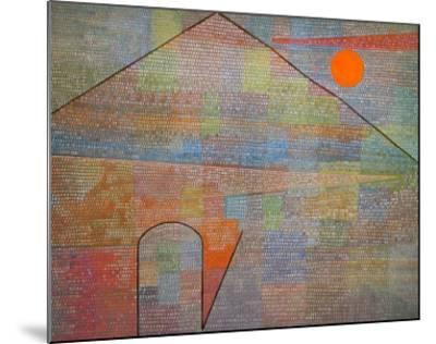 Ad Parnassum, 1932 by Paul Klee