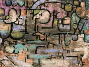 After the Flood, 1936 by Paul Klee