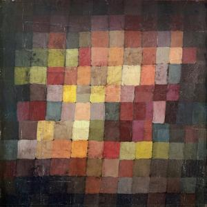 Ancient Harmony, c.1925 by Paul Klee