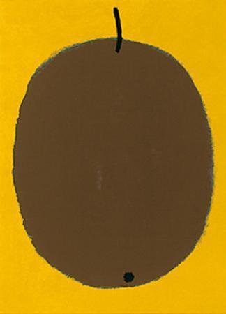 Apple, c.1934 by Paul Klee