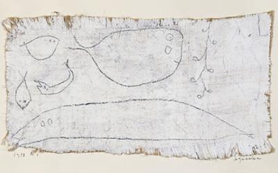 Aquarium, 1938 by Paul Klee