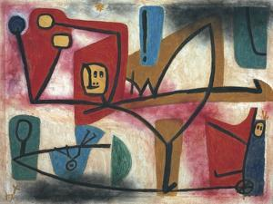 Arrogance by Paul Klee