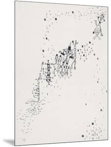 Astray; Verirrte by Paul Klee
