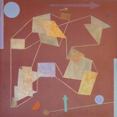 Buoyancy by Paul Klee