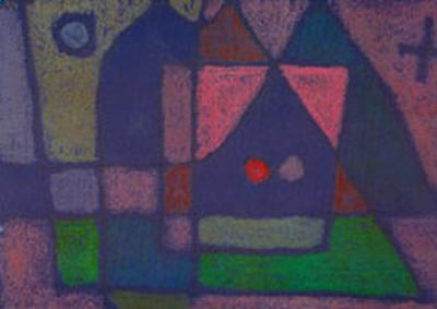 Camerett a Venezia, c.1933 by Paul Klee