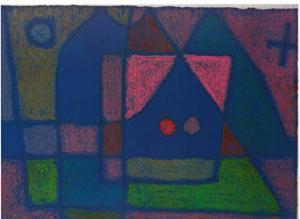 Camerett a Venezia, c.1933 by Paul Klee