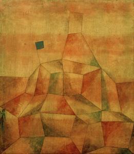 Castle Hill by Paul Klee